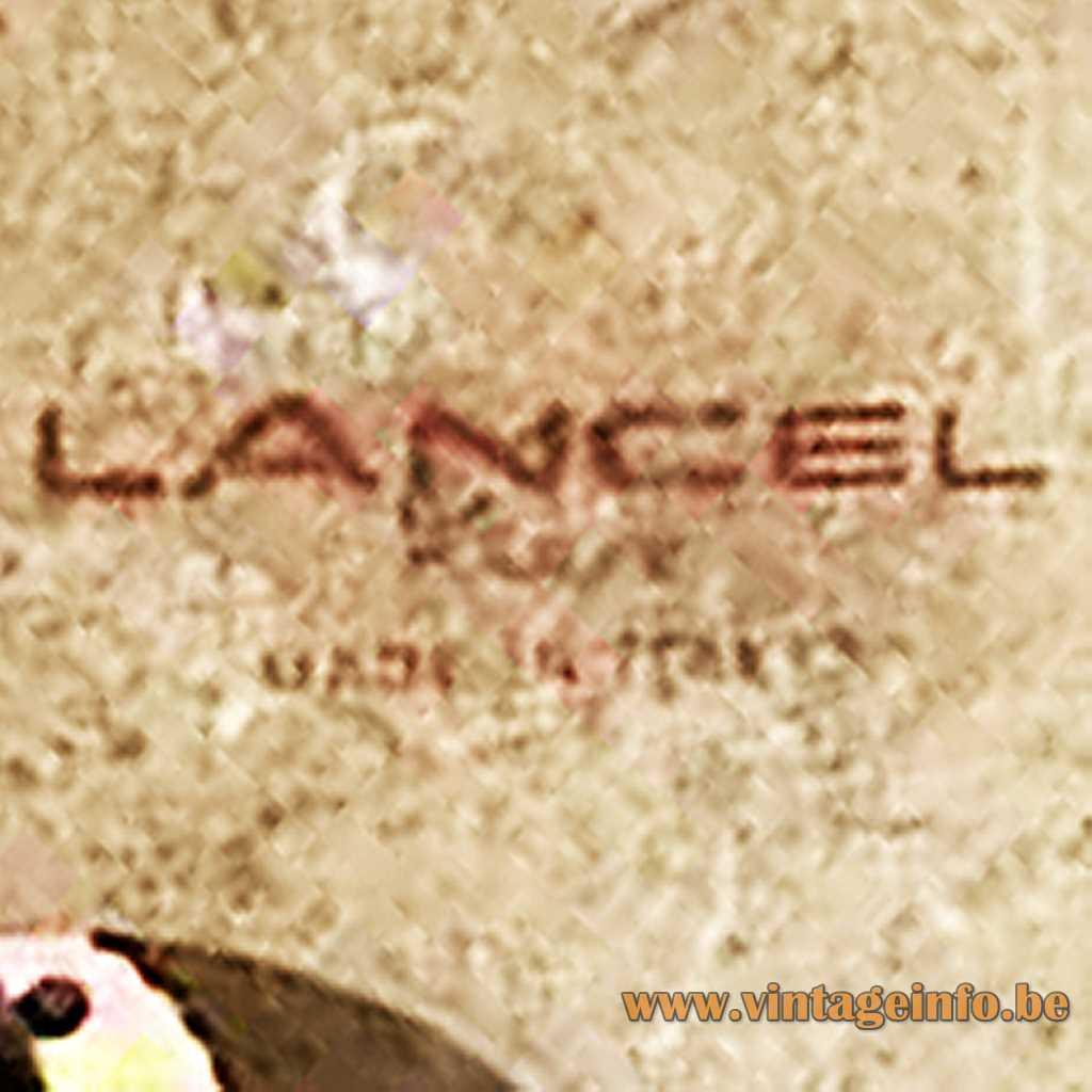 Maison Lancel label