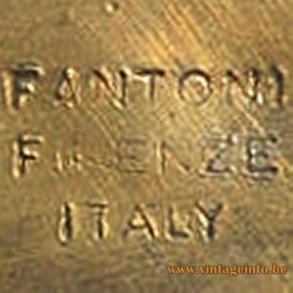 Marcello Fantoni Firenze Italy Stamp