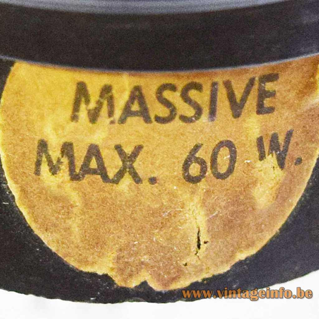 Massive label
