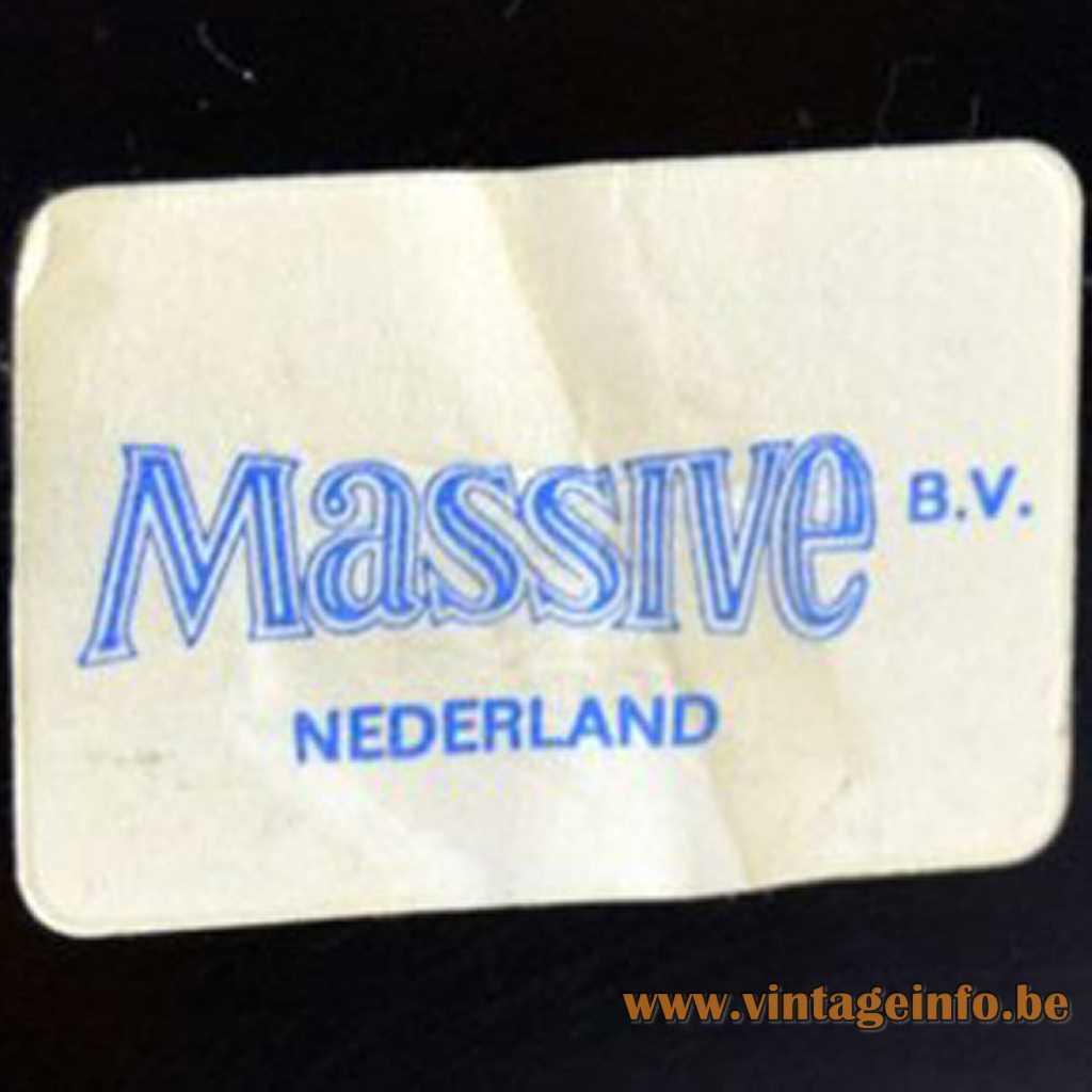 Massive Nederland label