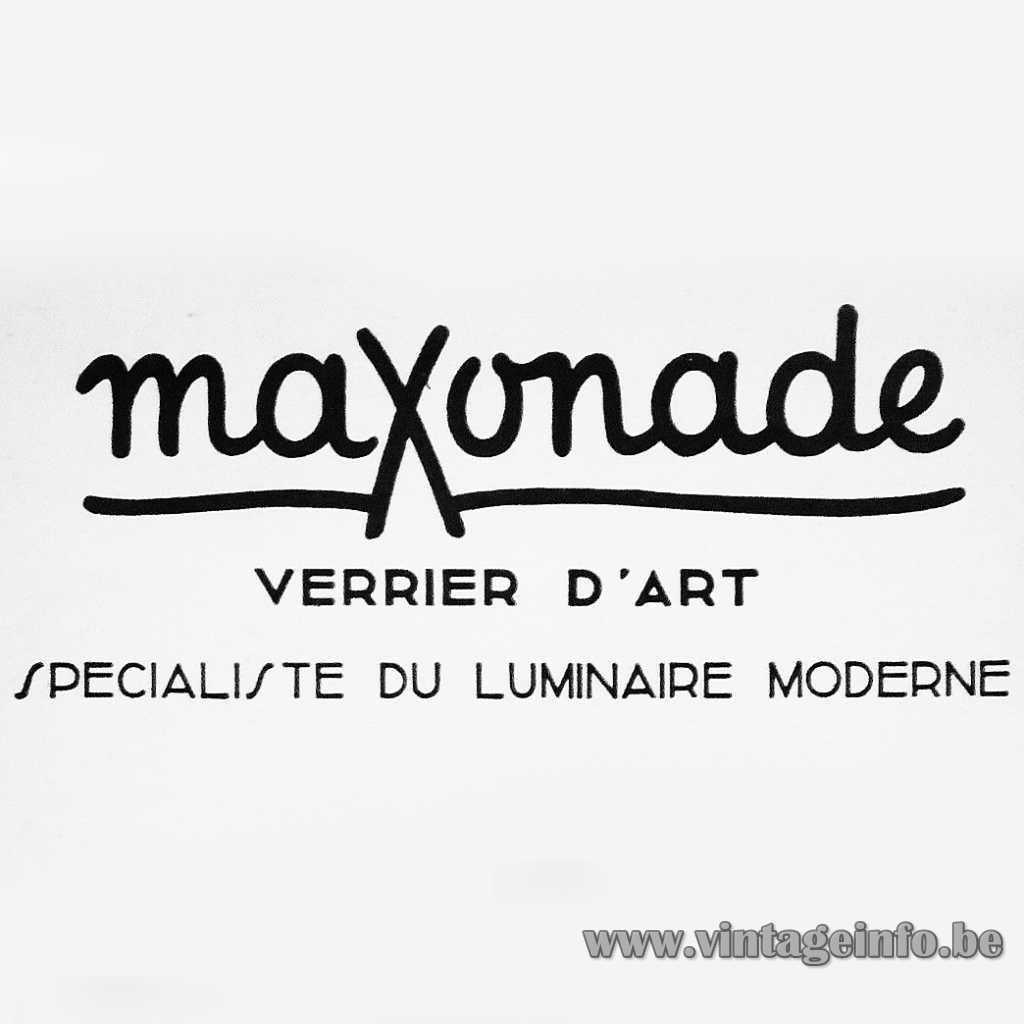 Maxonade logo