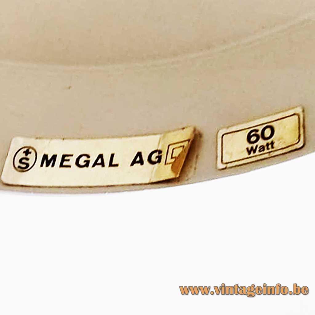 Megal AG label