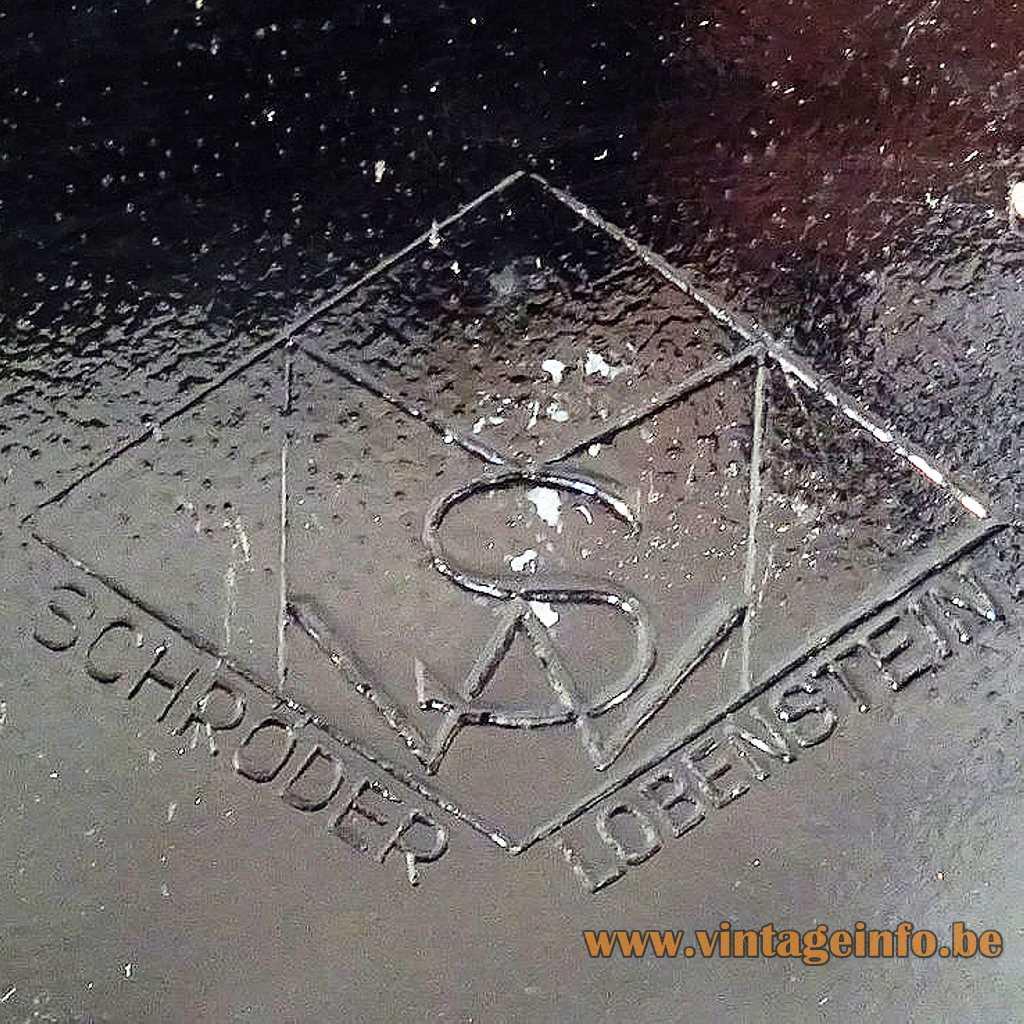 Metallwerk Werner Schröder stamped logo