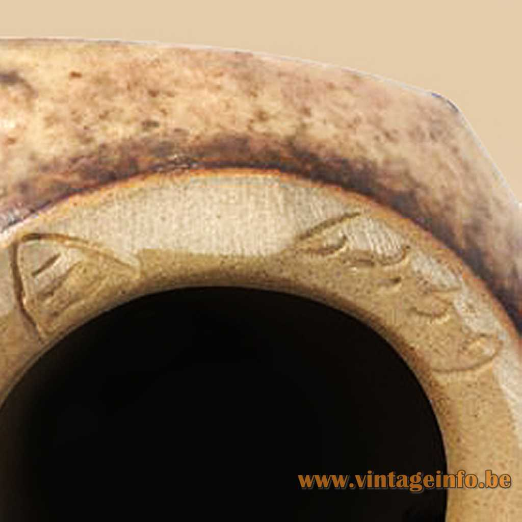 Michael Andersen pottery stamp