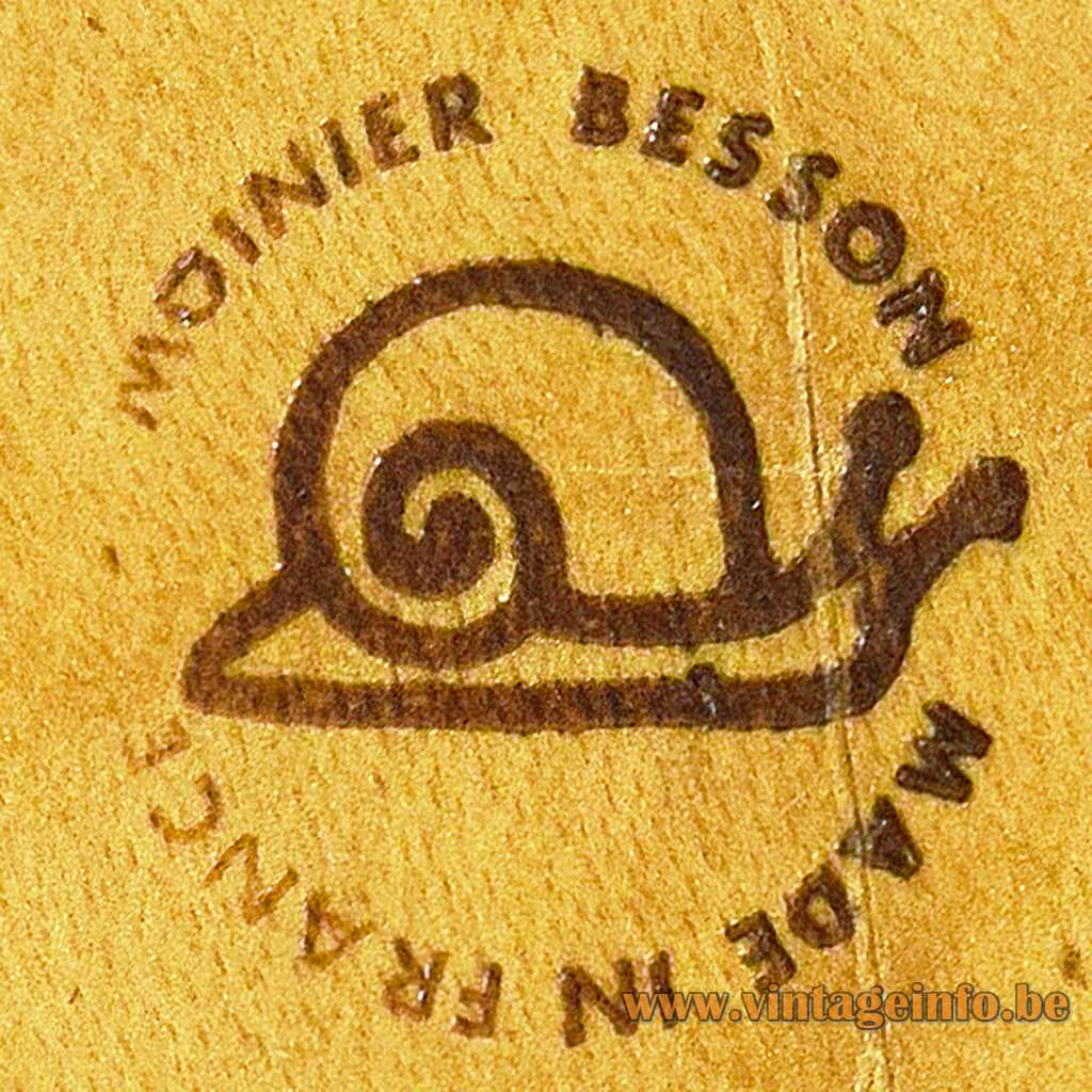 Moinier Besson stamped logo