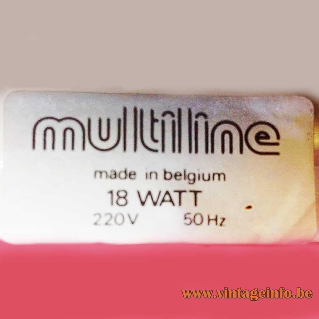 Multiline Label