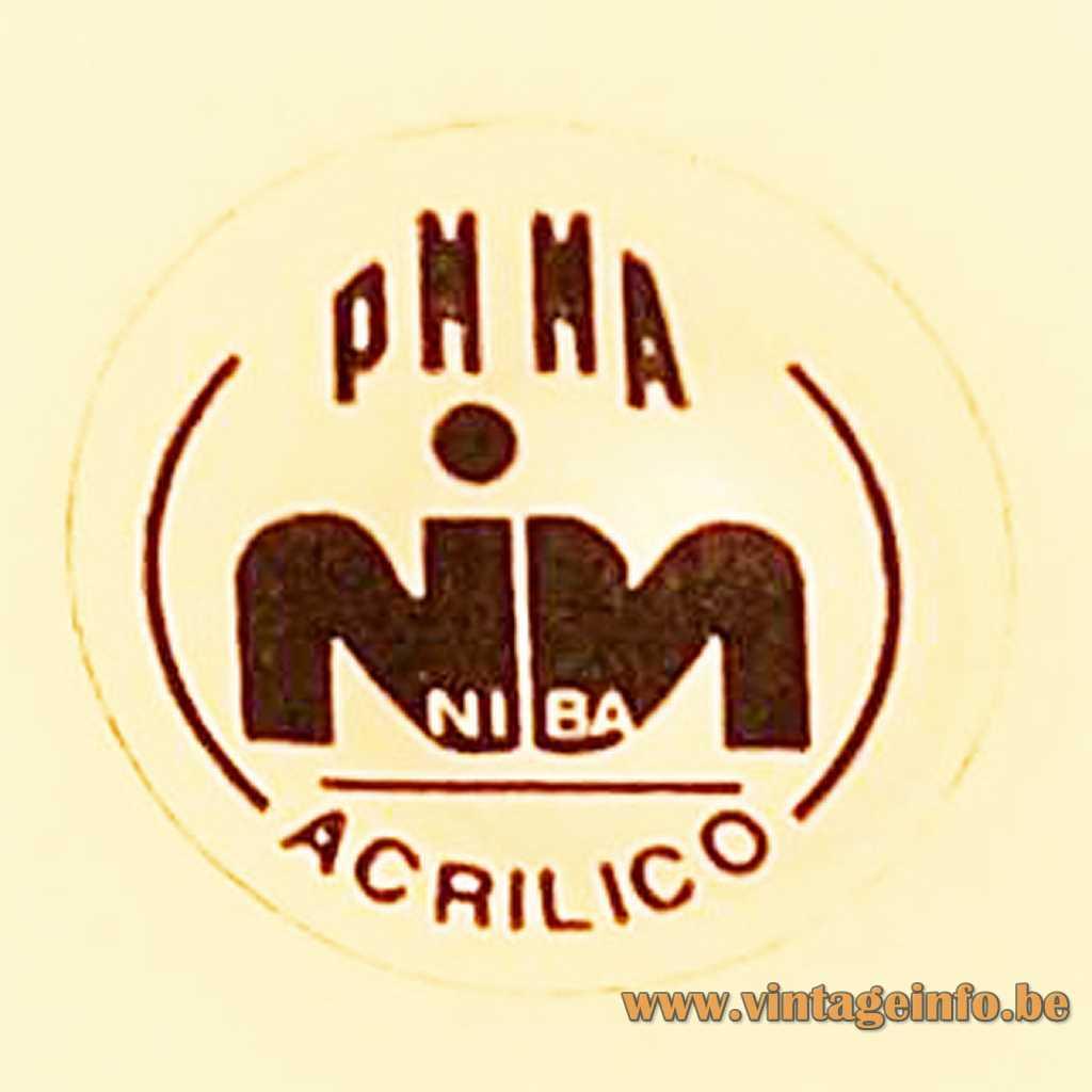 NIBA label