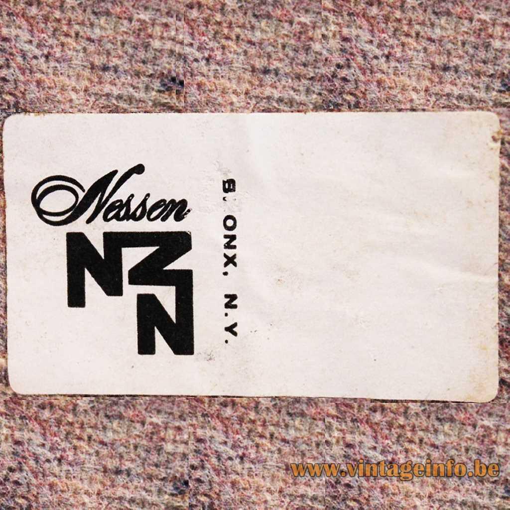 Nessen USA label