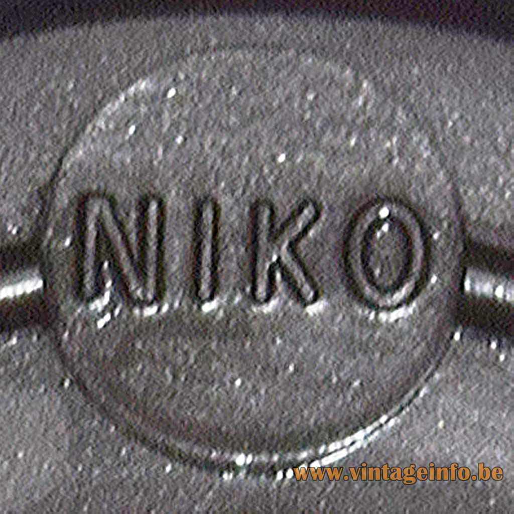 Niko pressed logo