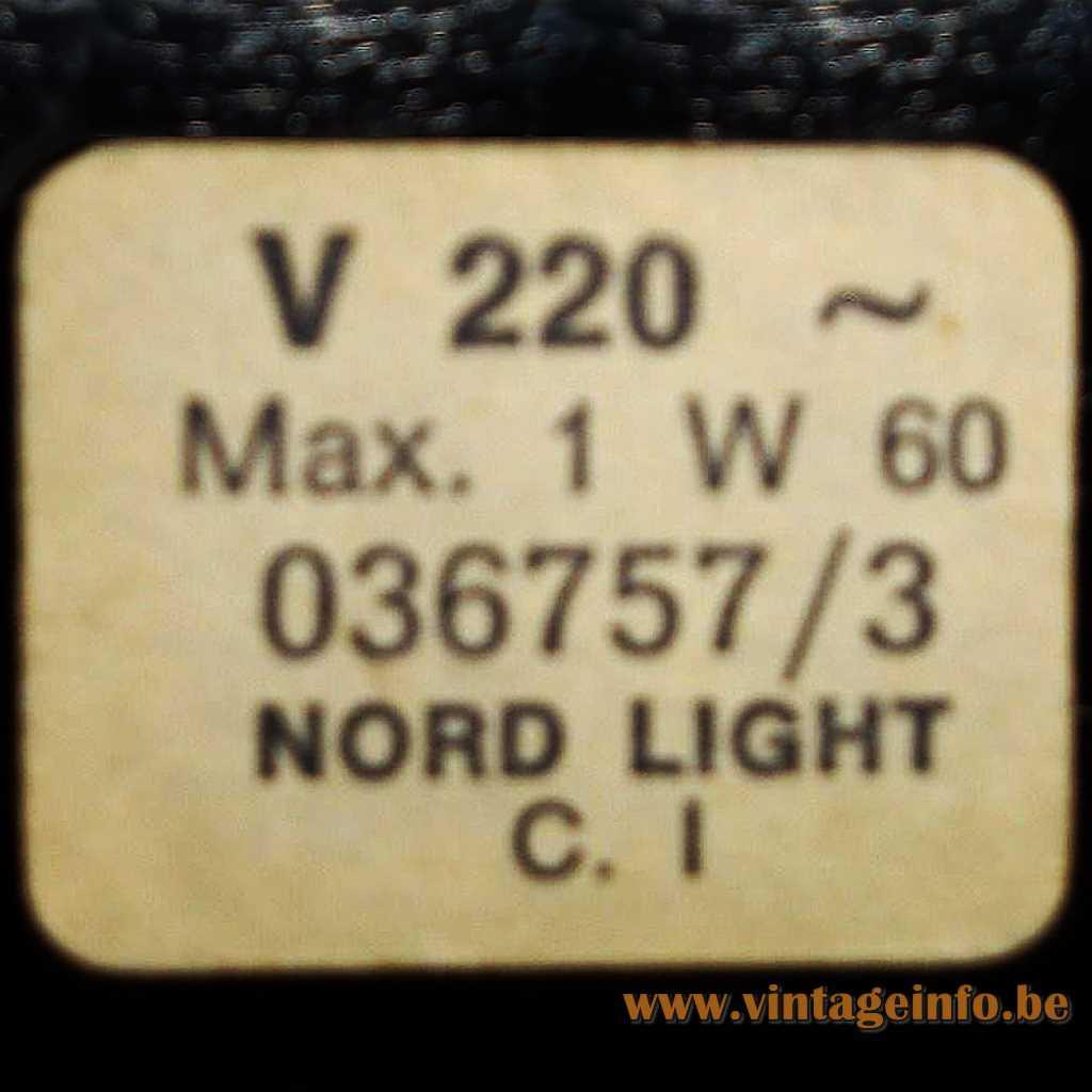 Nord Light label