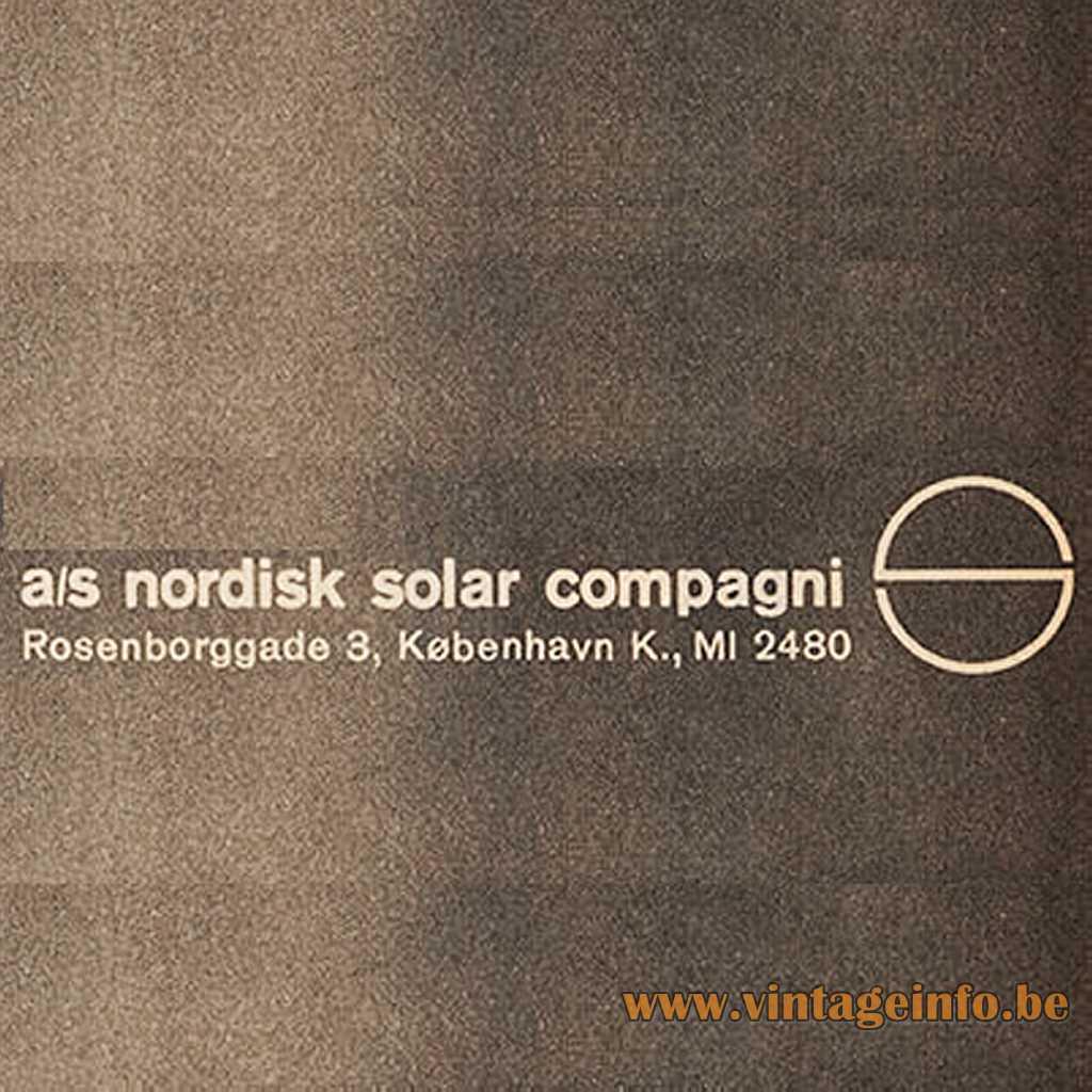 Nordisk Solar logo