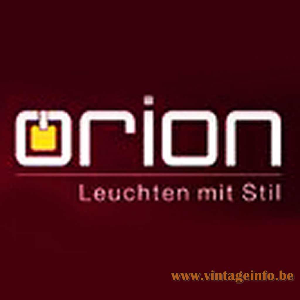 ORION Leuchten logo