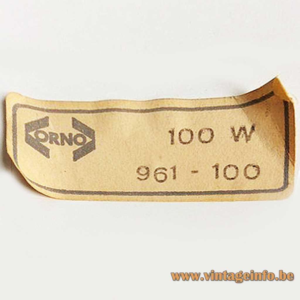 ORNO Label