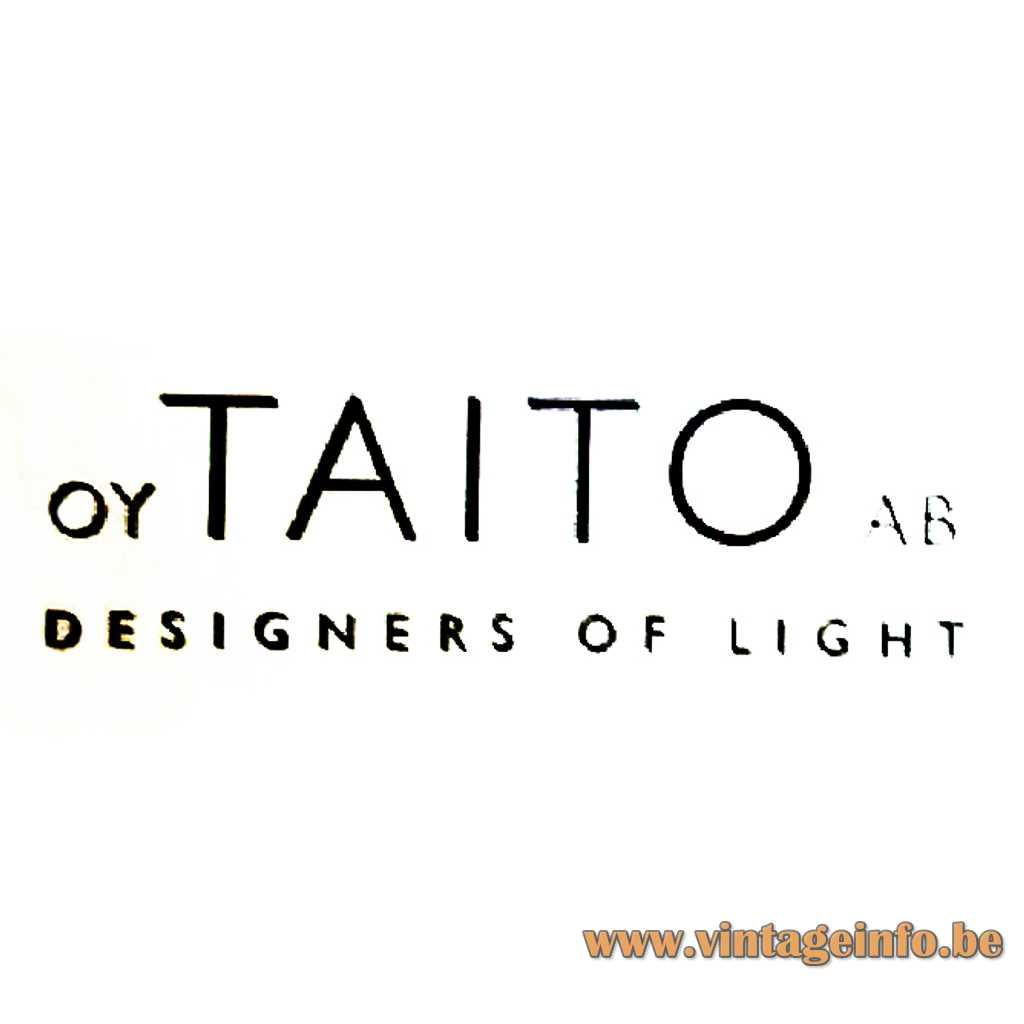 OY TAITO AB logo