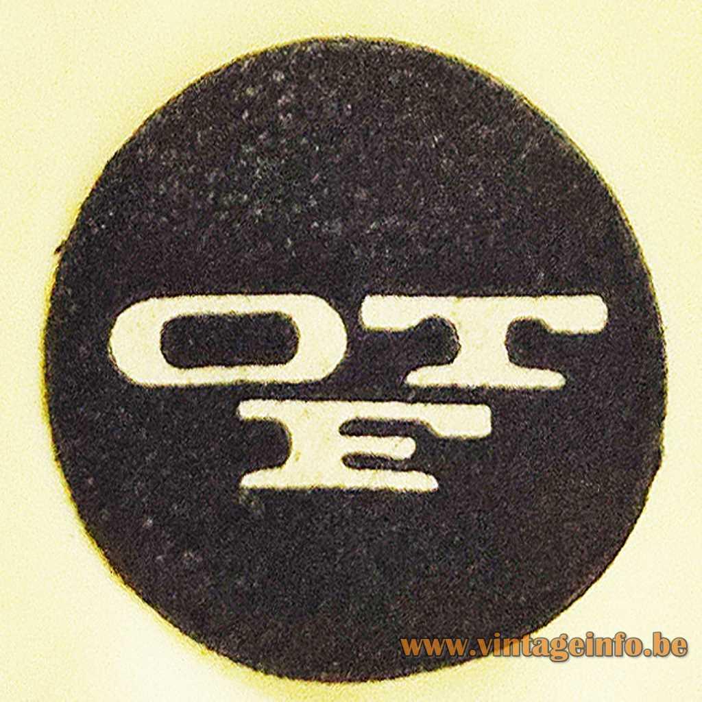 OTF - Old Timer Ferrari label