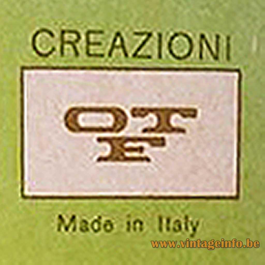 OTF - Old Timer Ferrari logo