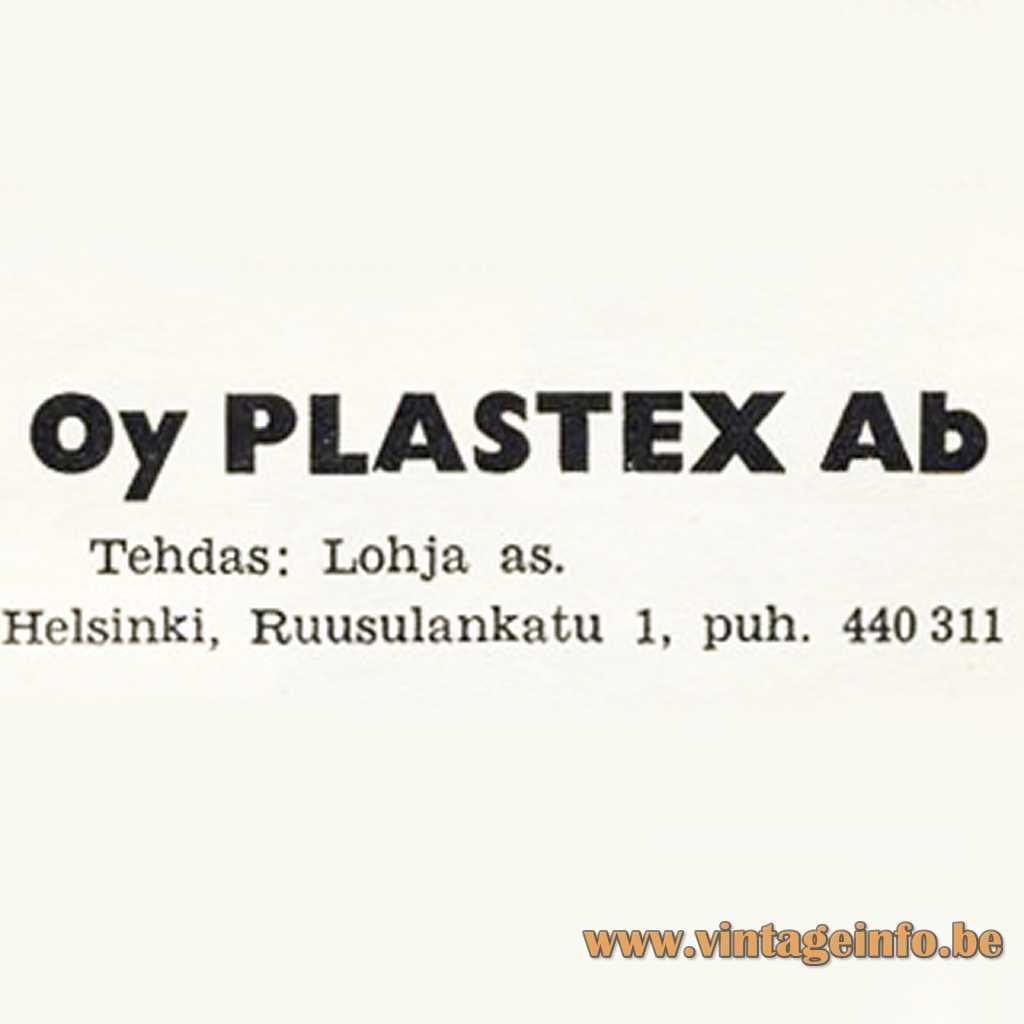 Oy Plastex Ab logo