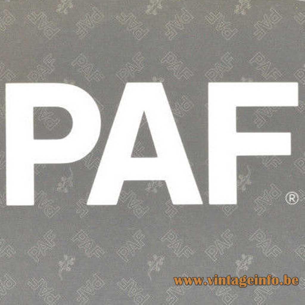 PAF logo 1989