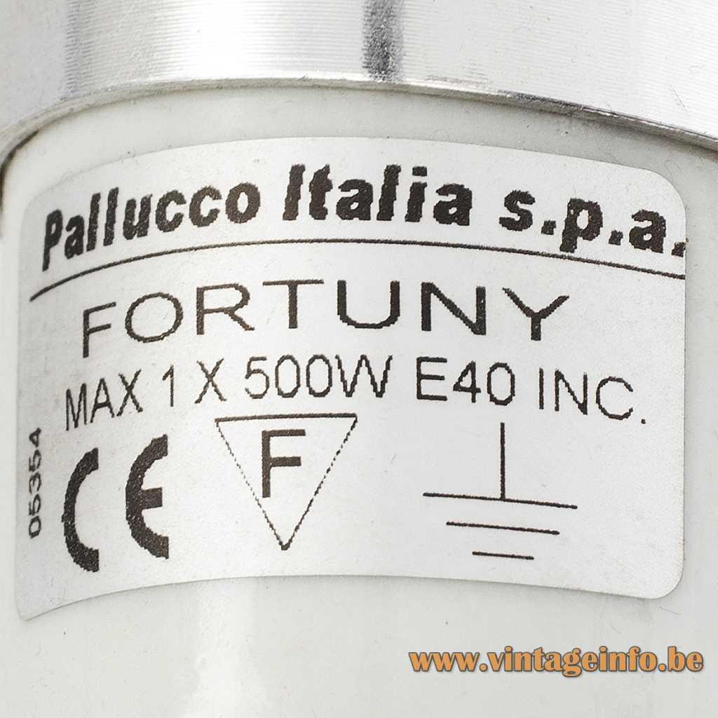 Pallucco label