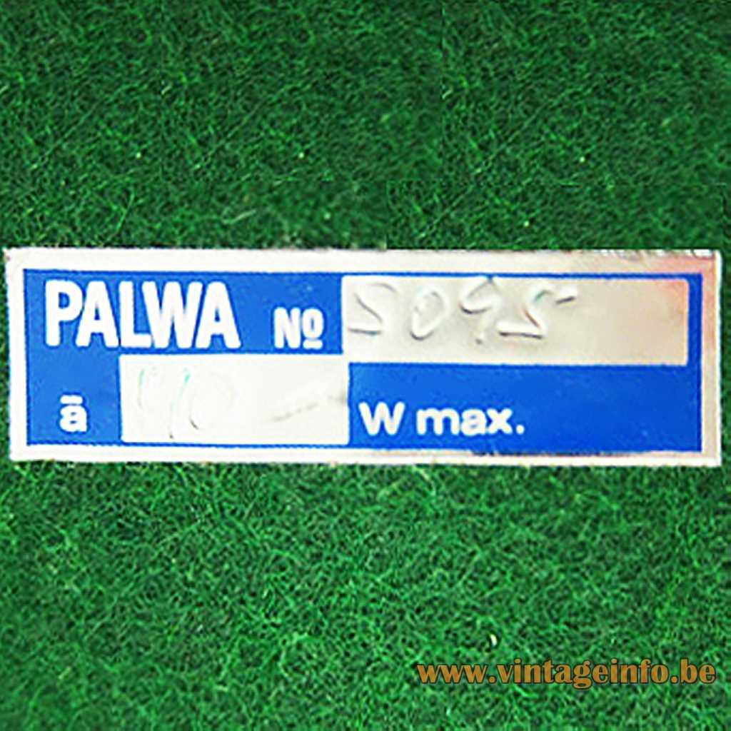 Palwa label