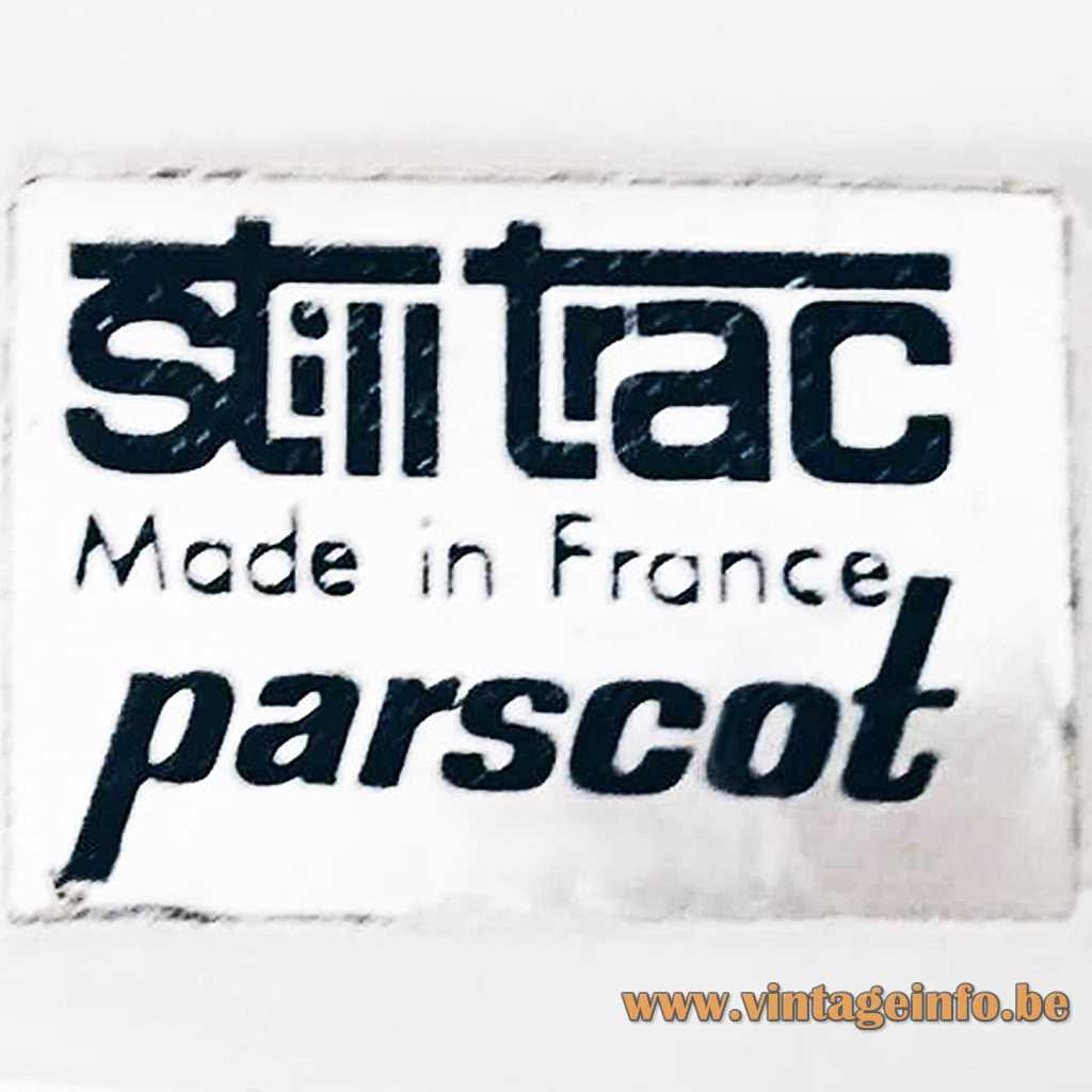 Parscot label