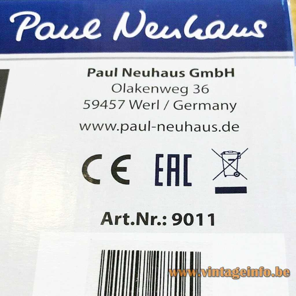 Paul Neuhaus label