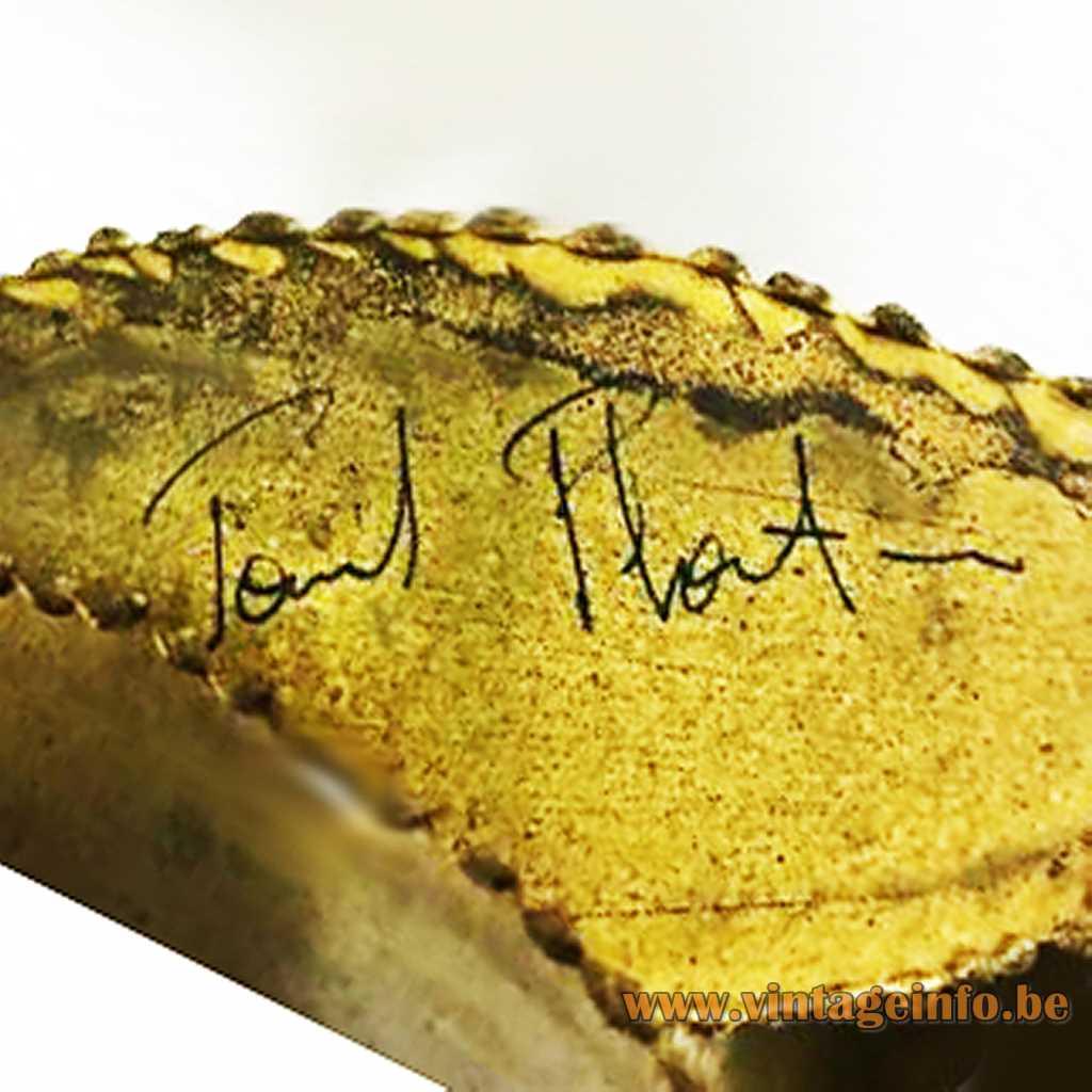 Paul Plaitsiers signature