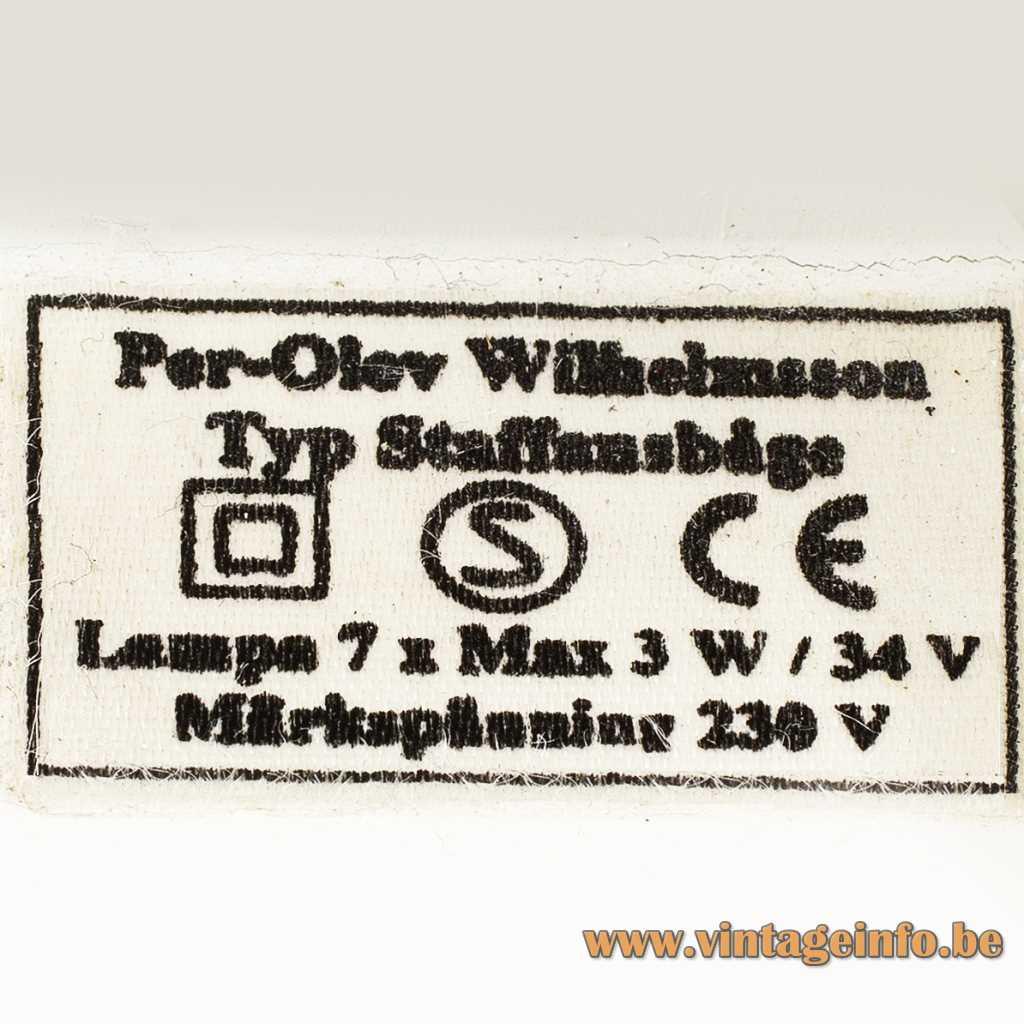 Per-Olov Wilhelmsson label