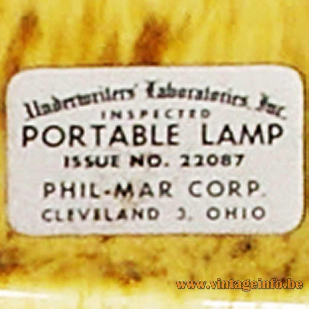 Phil-Mar label