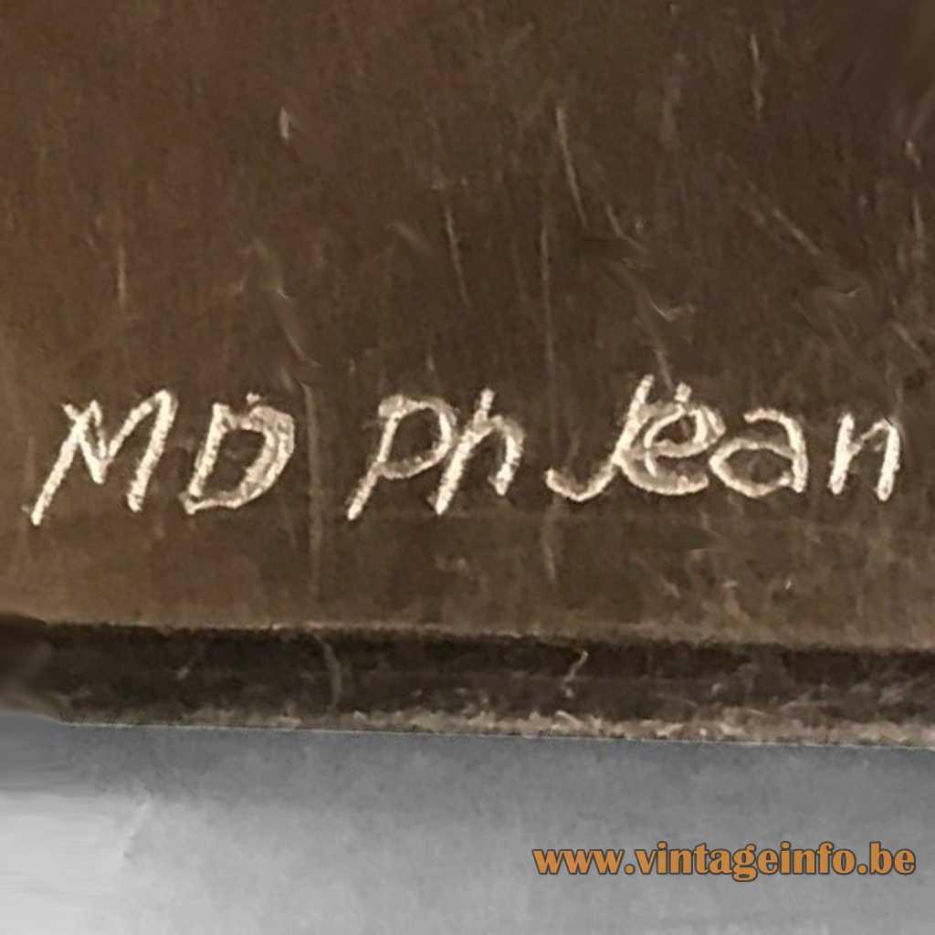 Philippe Jean signature logo