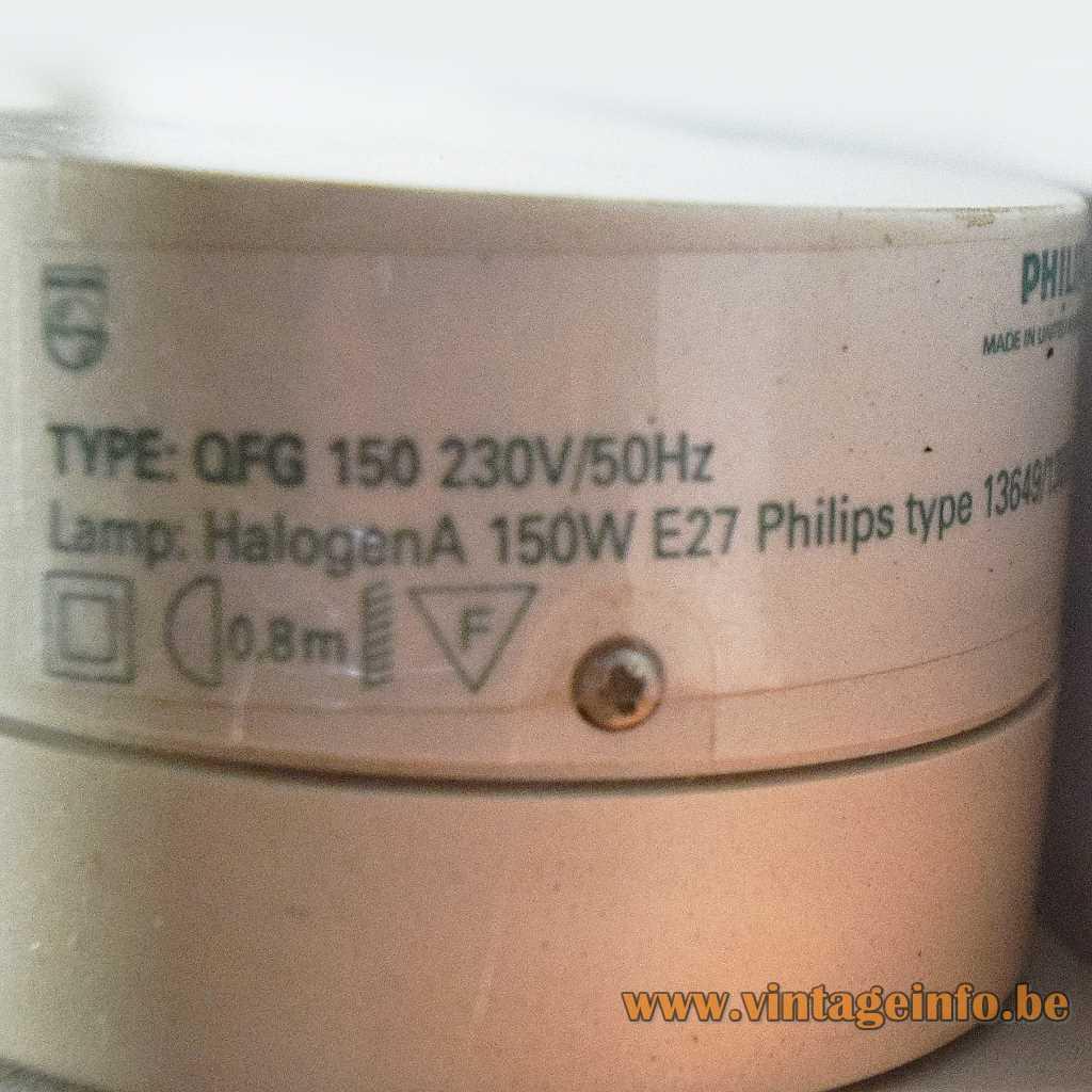 Philips label