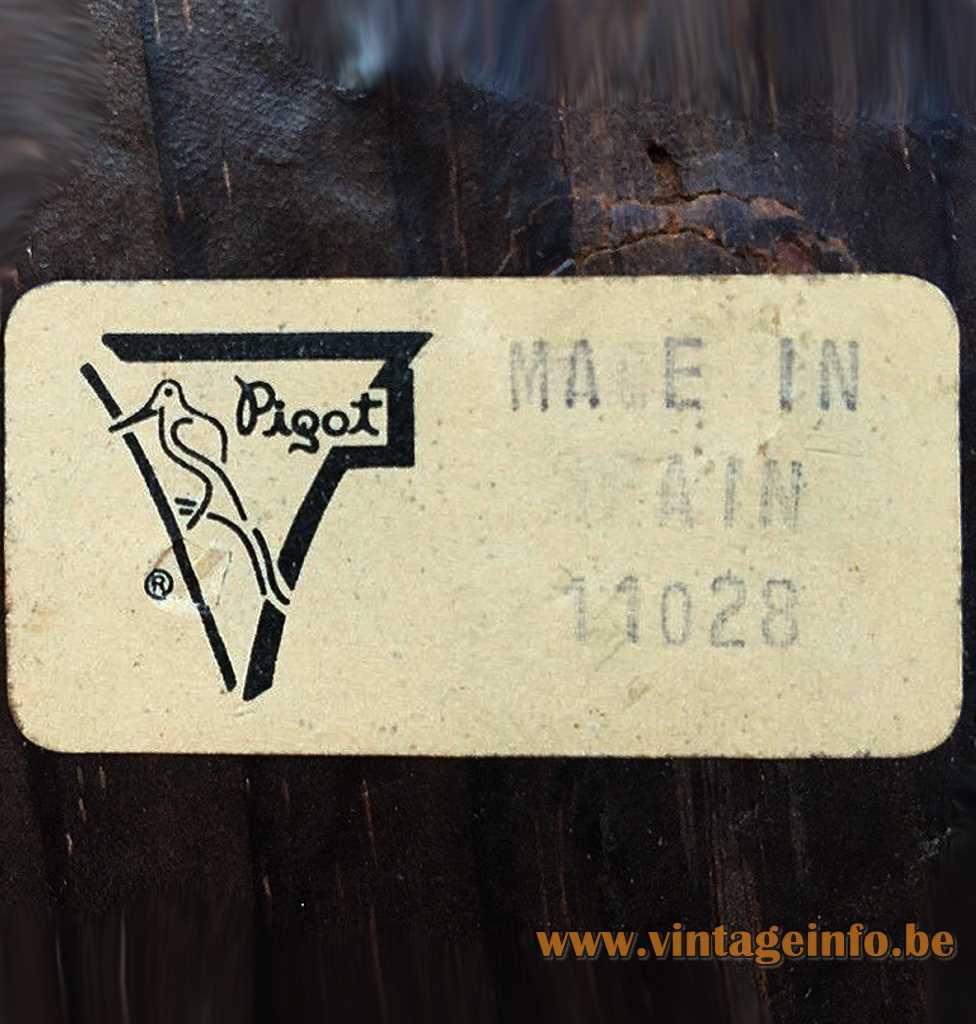 Pigot label