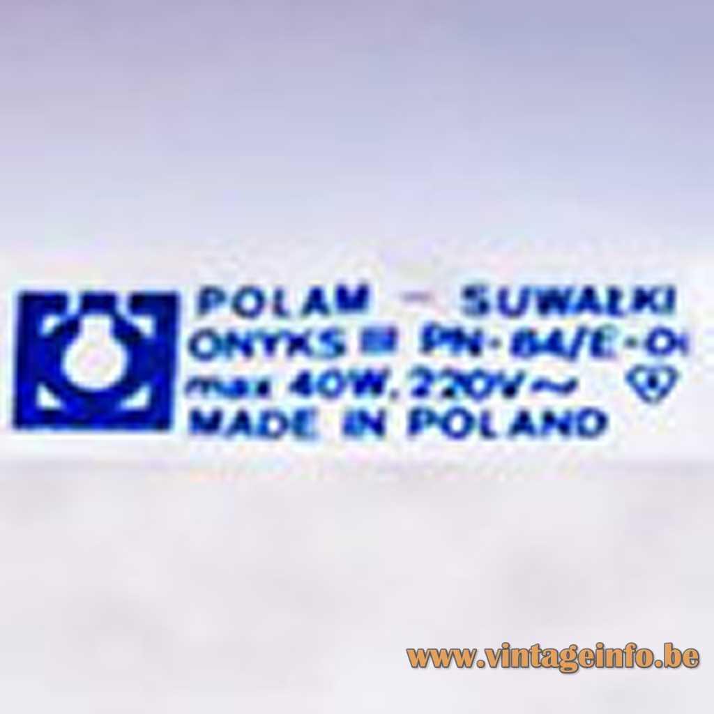 Polam label