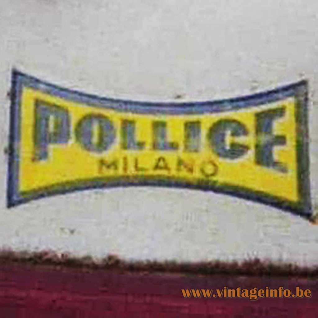 Pollice Milano label