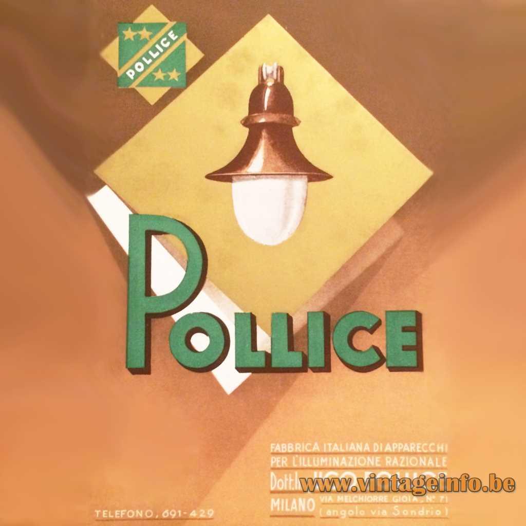 Pollice Milano logo