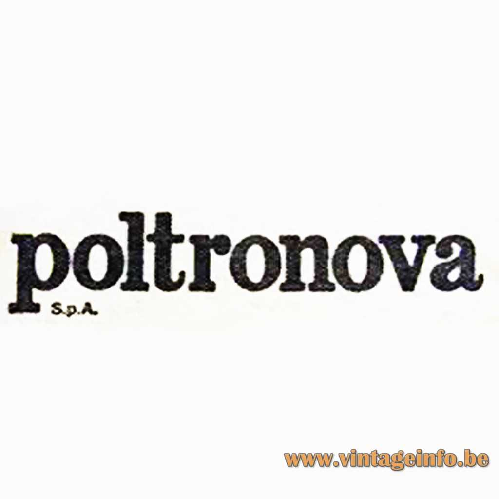 Poltronova logo