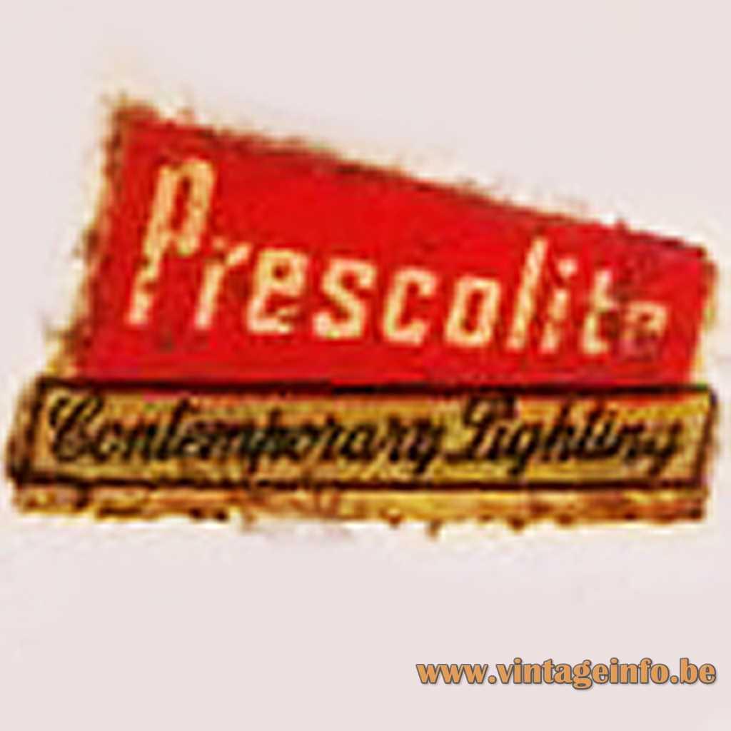 Prescolite label