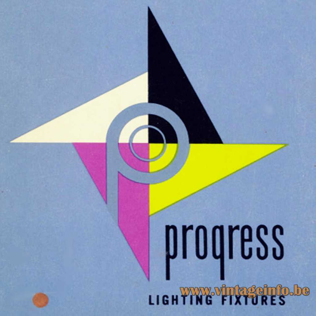 Progress Lighting 1960 logo