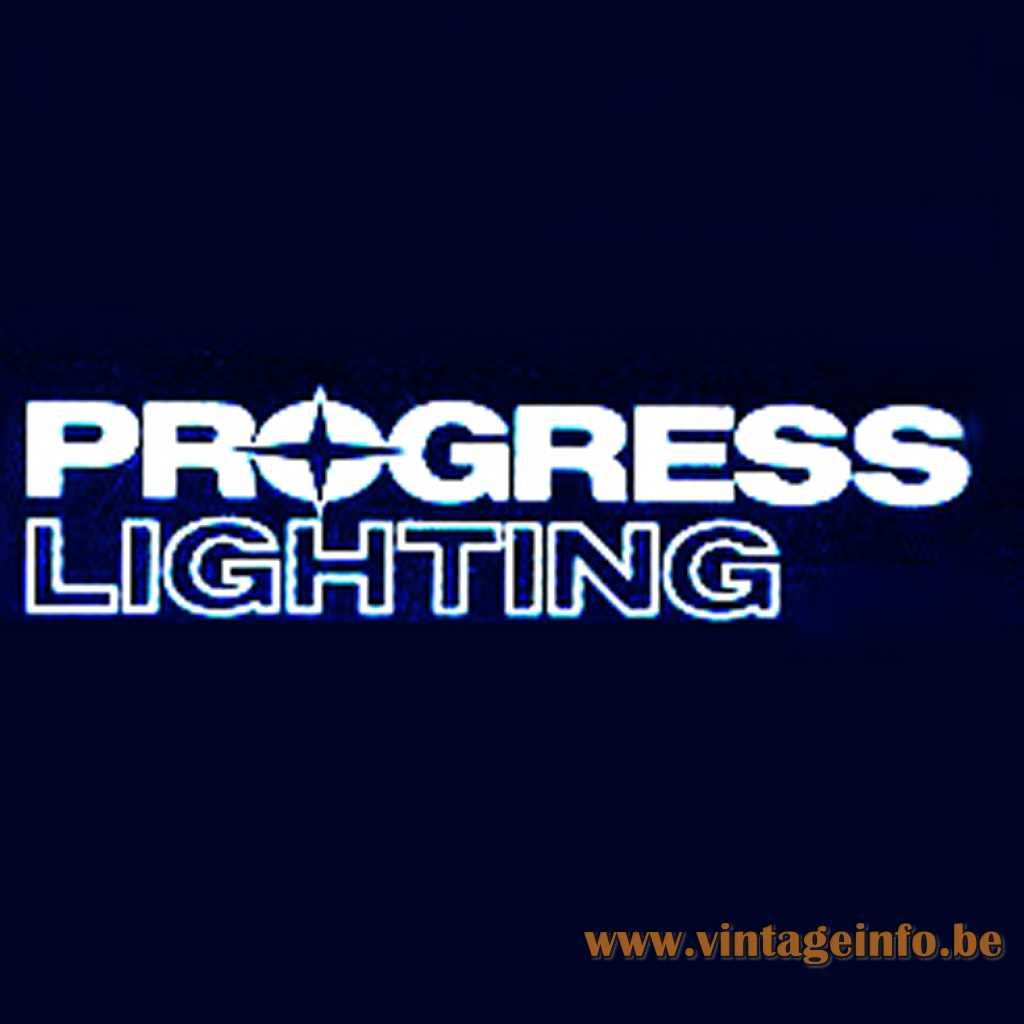 Progress Lighting 1990 logo