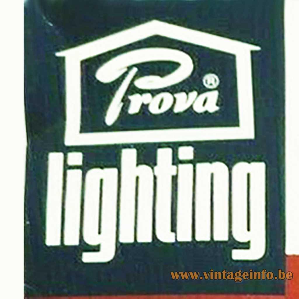 Prova Lighting logo