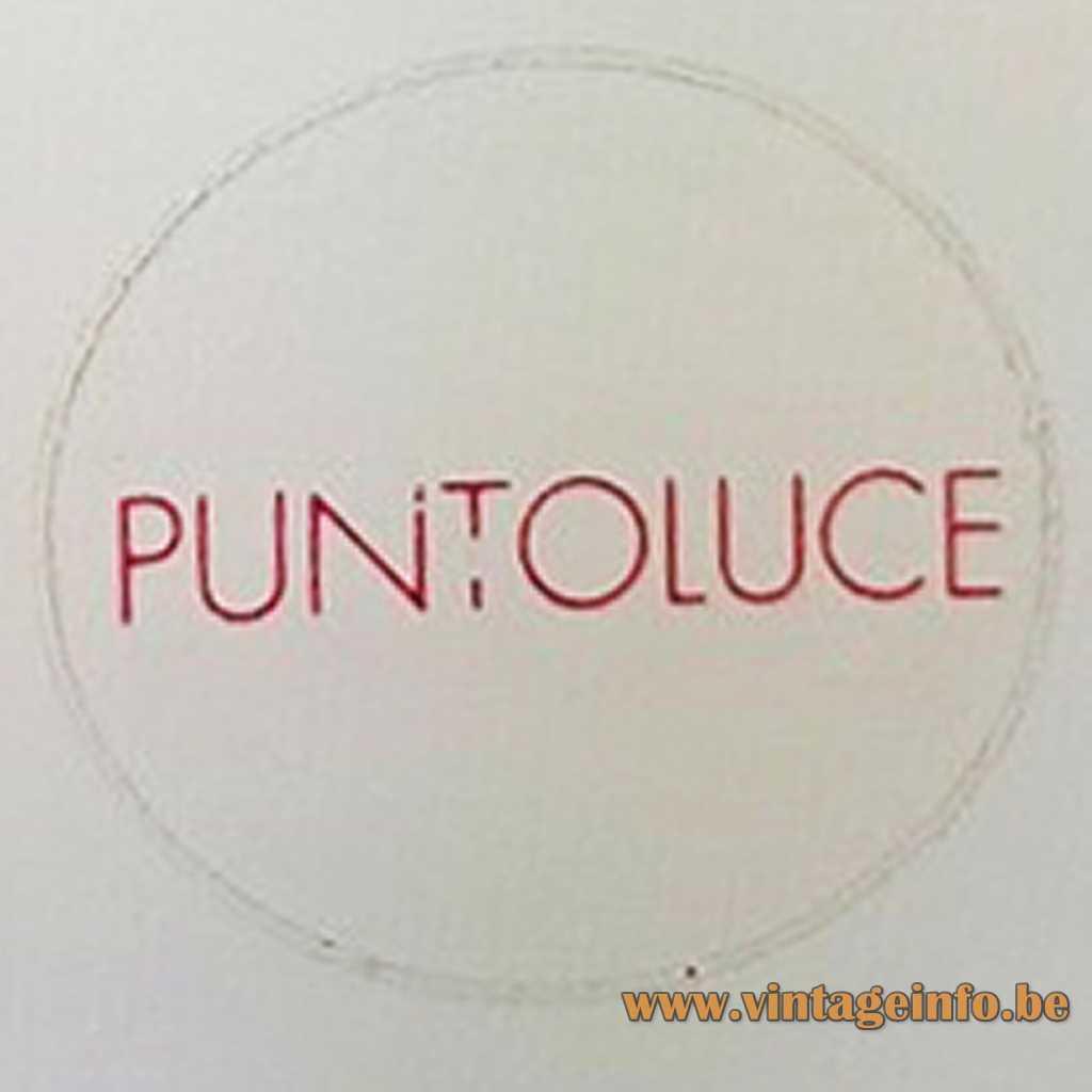 Puntoluce label