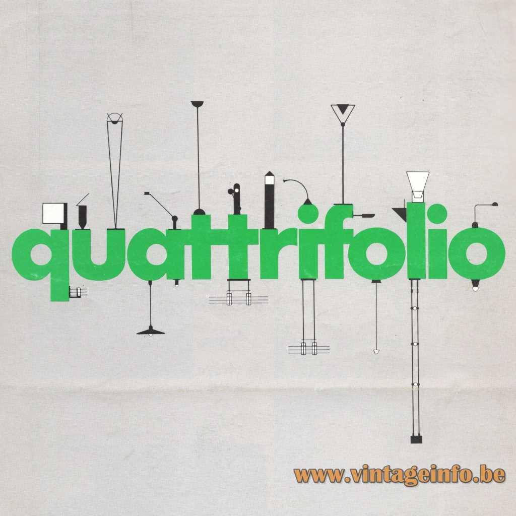 Quattrifolio 1987 logo