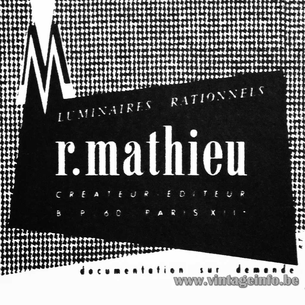 R. Mathieu logo