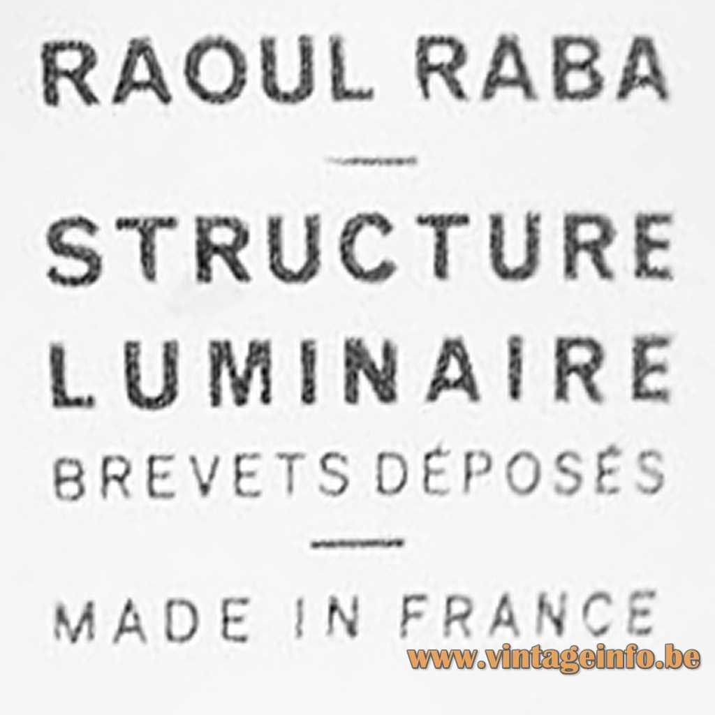 Raoul Raba label logo