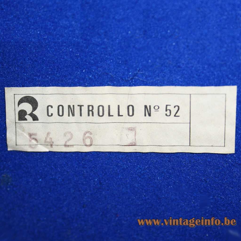 Romeo Rega label