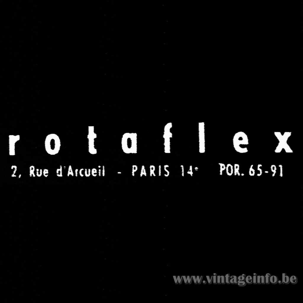 Rotaflex Paris logo