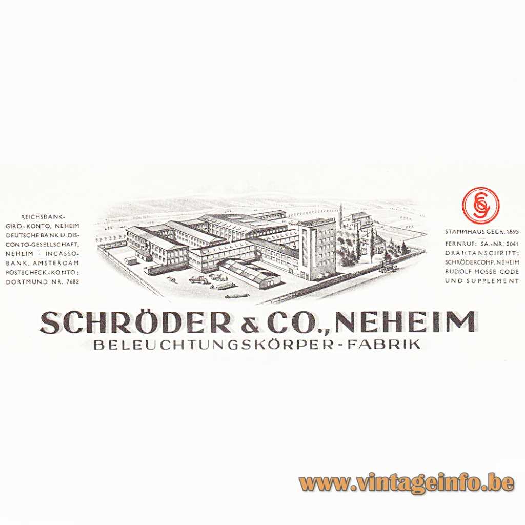 Schröder & Co logo