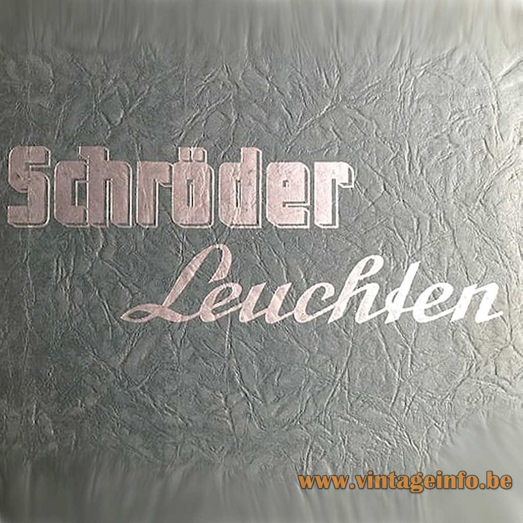 Schröder Leuchten logo