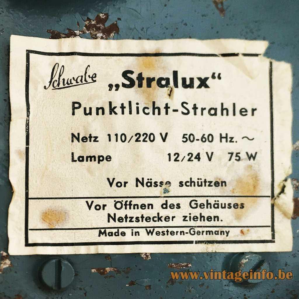Schwabe label
