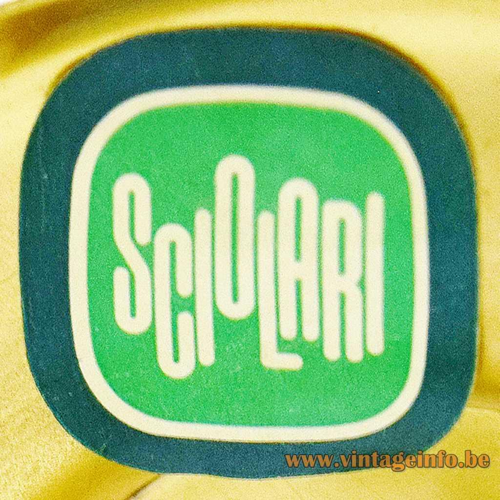 Sciolari label